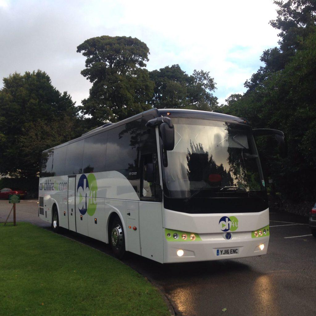 coachhire4u bus