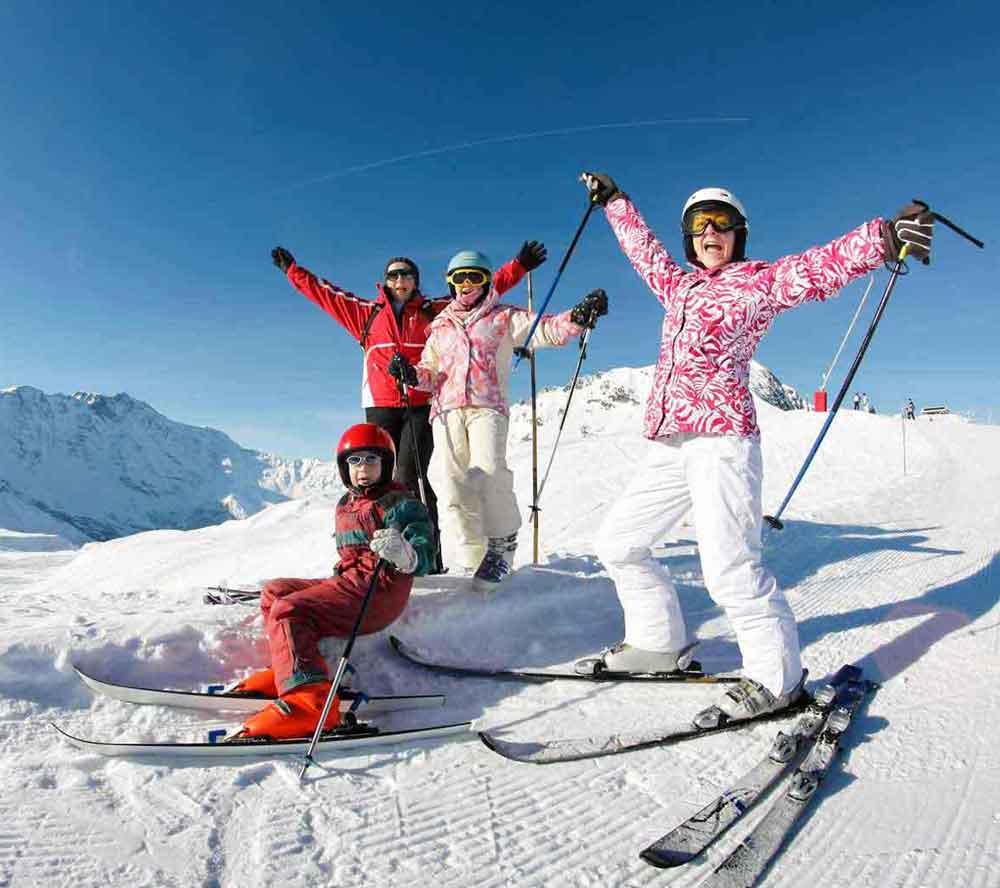 ski activity