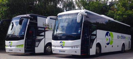 coachhire4u buses
